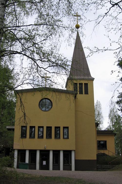Suolahden kirkko